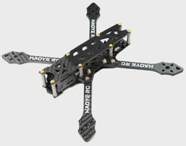 Haoye RC - X1 - 5 Inch Freestyle FPV frame KIT