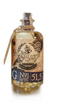 No 1 Classic Dry Gin - The Purist