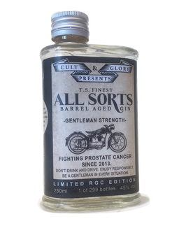 All Sorts - Limited RGC Edition - Barrel Aged Gin