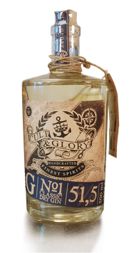 No1 Classic Dry Gin - The Gentleman