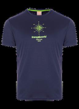 Trango camiseta ARGA 3F0-Medieval Blue