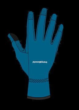 Trango guante AKME DS 9A0-Azul