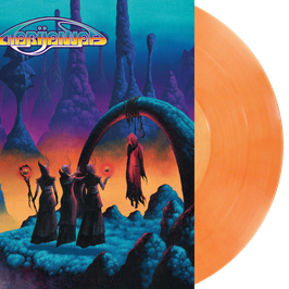 "MARIJANNAH - TILL MARIJANNAH (light orange eternity) 12"" vinyl record"