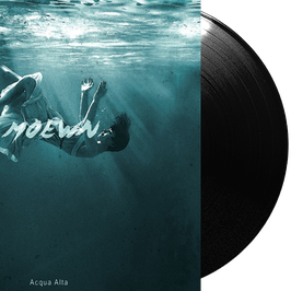 "MOEWN - ACQUA ALTA (STANDARD BLACK) 12"" VINYL"