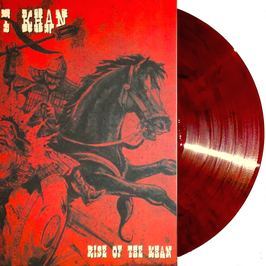 THE GREAT KHAN - RISE OF THE KHAN (marbled) LP