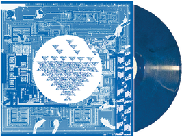 "ARCANE ALLIES - SARASWATI (blue covered) 12"" vinyl record"