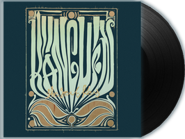 "KÄNGUIN - THE GREAT KEY (standard black) 12"" vinyl record"