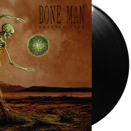 "BONE MAN - SHAPESHIFTER (standard black) 12"" VINYL"