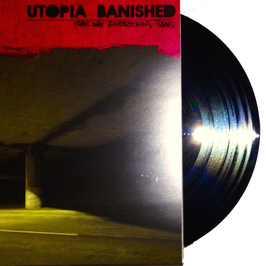 UTOPIA BANISHED - THAT'S WHY EVERTHING BURNS (black) EP