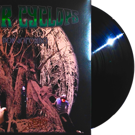 DOCTOR CYCLOPS - BORGOFONDO (black) LP