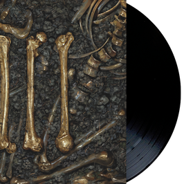 "BONE MAN - III (black) 12"" Vinyl Record"