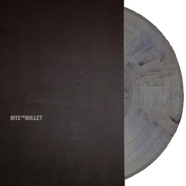 BITE THE BULLET - BITE THE BULLET (grey marbled) LP