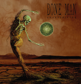 BONE MAN - SHAPESHIFTER (CD)