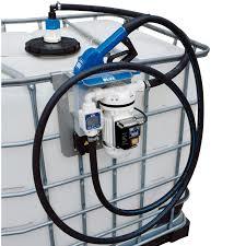 PIUSI AdBlue Set für 1000lt IBC Container