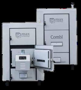 B-max COMBI 25/29 - caldaia a legna/pellet
