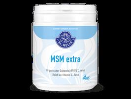 MSM, Pulver 500 g, vegan