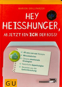 Hey Heißhunger, ab jetzt bin ich der Boss
