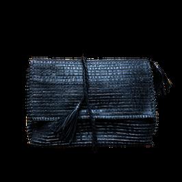CÉCILE colour smoky black silver