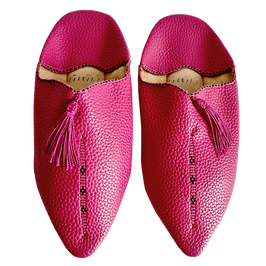 BABOUCHES hotpink