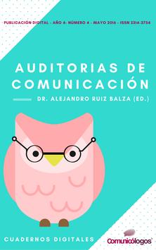 """Cuaderno """"Auditorías de Comunicación"""""""