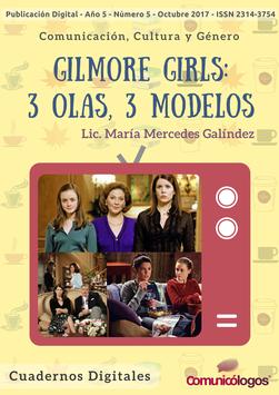 "Cuaderno: ""Gilmore Girls: 3 Olas, 3 Modelos"""