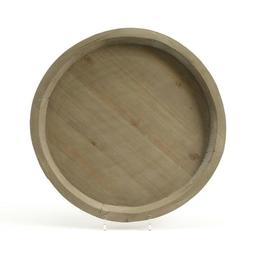 Teller Holz, natur, D75cm