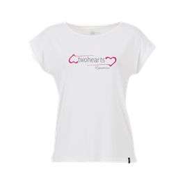 twohearts® T-Shirt aus Viskose