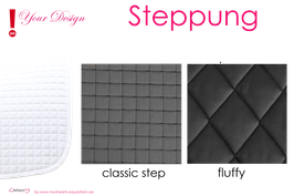 Steppung - quilting