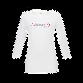 Eventing Shirt y twohearts®  3/4-Ärmel  #2 New Generation
