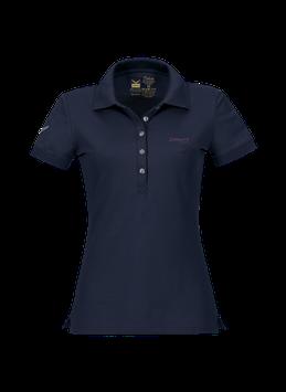 twohearts® Poloshirt mit Swarovski® Kristallen