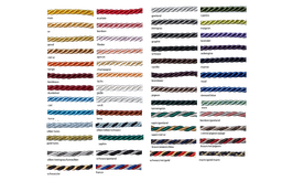 Kordel 1 Farbe (Abschwitzdecke)