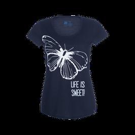 twoheart T-Shirt mit Schmetterling