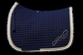 CHACCO BLUE - Premium Schabracke blau by twohearts®