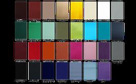 Grundfarbe - Basic Colour (Abschwitzdecke)