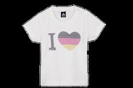 Twohearts® Baby Deutschland Shirt Weiss - 100% Baumwolle