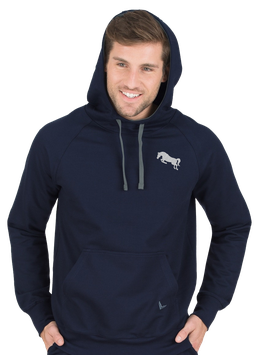 MAN Kapuzen-Sweat-Shirt Biobaumwolle - NewGeneration