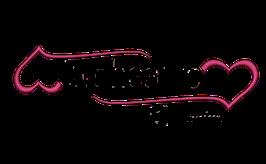"Farbe ""Herzen"". (Brust Logo)"