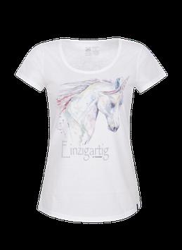 twohearts® T-Shirt  - Einhorn