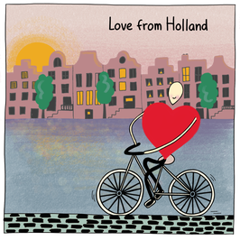 Love from Holland