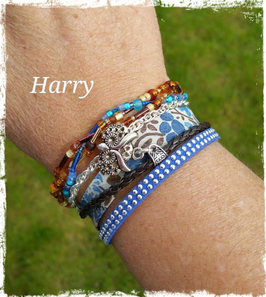 Bracelet multirangs Harry