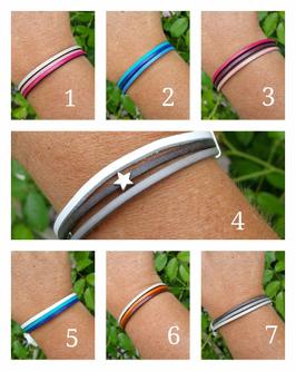 Bracelet Cuir 3mm