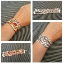 Bracelet Biais Liberty of London
