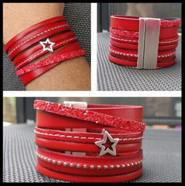 Bracelet Red Rock
