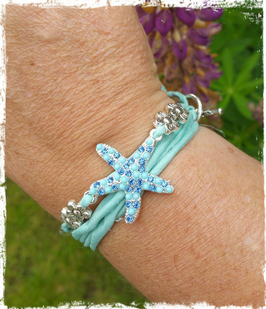 Bracelet Star of Silk