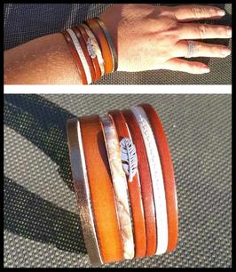 Bracelet Petite Plume