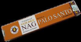 Golden Nag Palo Santo® 15g