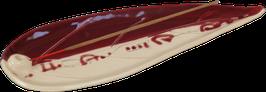 Blatt Rot 704