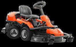 HUSQVARNA Rider  R 320 AWD inkl. Kehrmaschine