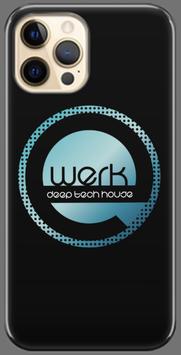 E-Werk Case - black