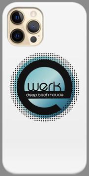 E-Werk Case - white